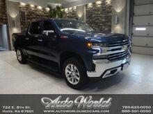 2020_Chevrolet_SILVERADO LTZ Z71CREW 4X4__ Hays KS