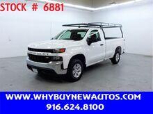 2020_Chevrolet_Silverado 1500_~ 5.3L V8 ~ Only 12K Miles!_ Rocklin CA
