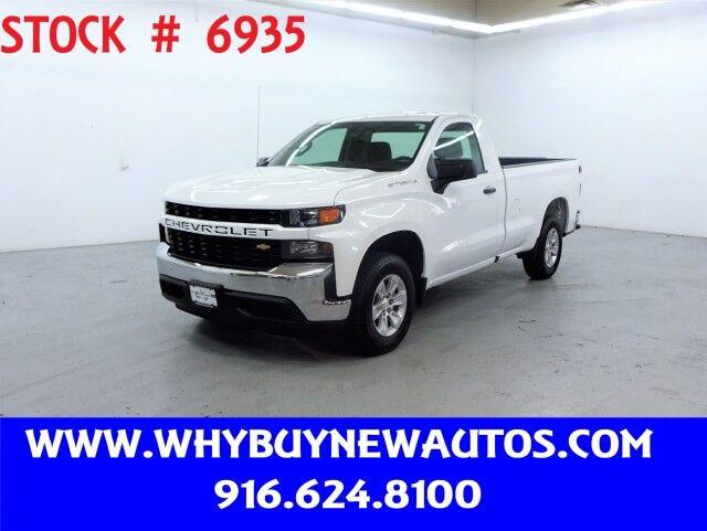 2020 Chevrolet Silverado 1500 ~ 5.3L V8 ~ Only 12K Miles! Rocklin CA