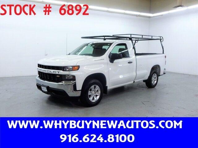 2020 Chevrolet Silverado 1500 ~ 5.3L V8 ~ Only 13K Miles! Rocklin CA
