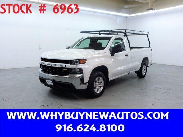 2020 Chevrolet Silverado 1500 ~ 5.3L V8 ~ Only 15K Miles! Rocklin CA
