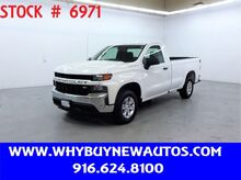 2020_Chevrolet_Silverado 1500_~ 5.3L V8 ~ Only 18K Miles!_ Rocklin CA