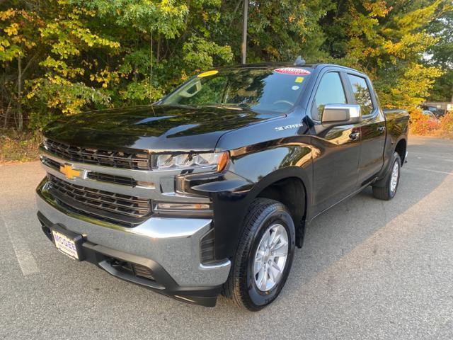 2020 Chevrolet Silverado 1500 4WD Crew Cab 147 LT Pembroke MA