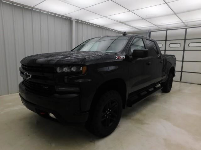 2020 Chevrolet Silverado 1500 4WD Crew Cab 147 LT Trail Boss Manhattan KS