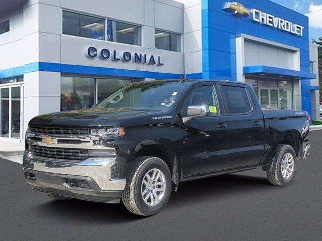 2020 Chevrolet Silverado 1500 4WD Crew Cab 147 LT North Dartmouth MA