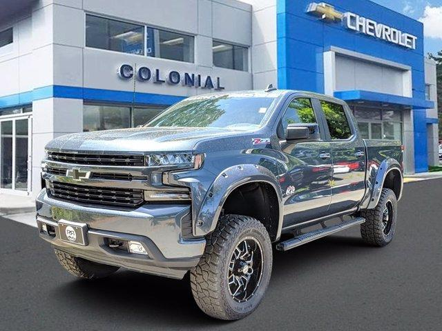 2020 Chevrolet Silverado 1500 4WD Crew Cab 147 RST North Dartmouth MA