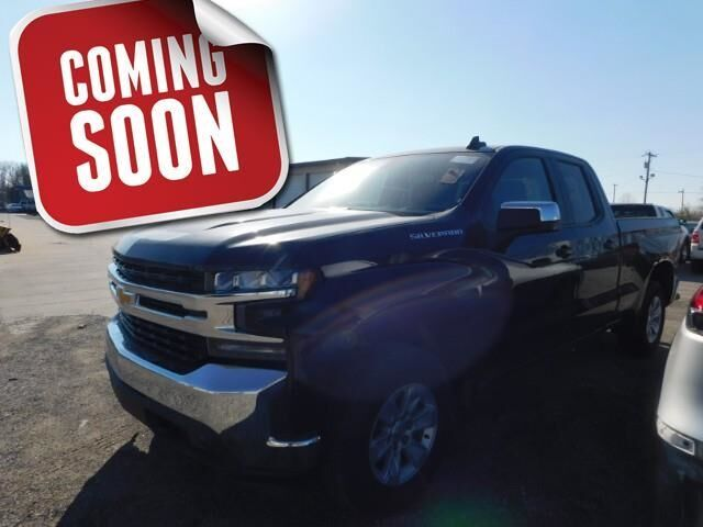 2020 Chevrolet Silverado 1500 4WD Double Cab 147 LT Manhattan KS