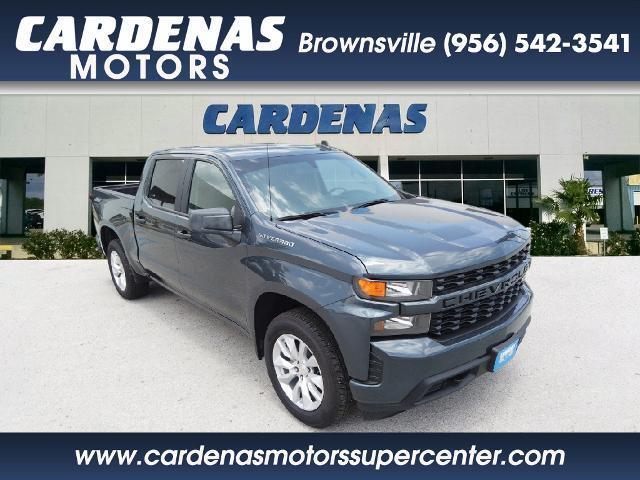 2020 Chevrolet Silverado 1500 Custom Brownsville TX