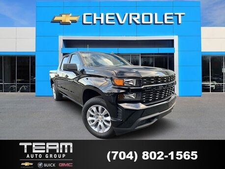 2020_Chevrolet_Silverado 1500_Custom_ Goldsboro NC