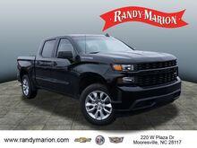 2020_Chevrolet_Silverado 1500_Custom_ Hickory NC