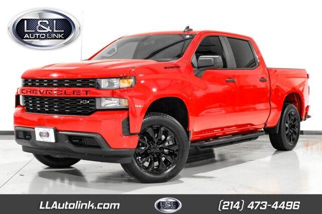 2020 Chevrolet Silverado 1500 Custom Lewisville TX