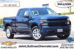2020_Chevrolet_Silverado 1500_Custom_ Roseville CA