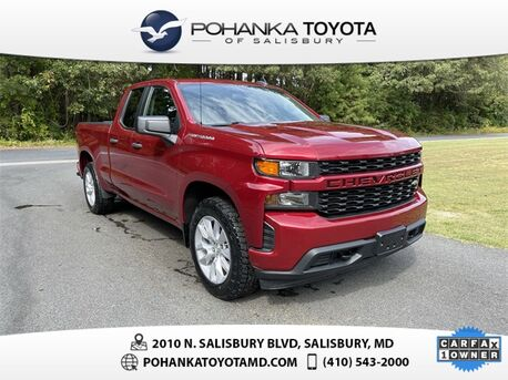 2020_Chevrolet_Silverado 1500_Custom_ Salisbury MD