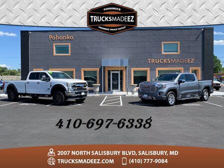 2020_Chevrolet_Silverado 1500_Custom Trail Boss 4WD Z71 OFF-ROAD PACKAGE_ Salisbury MD