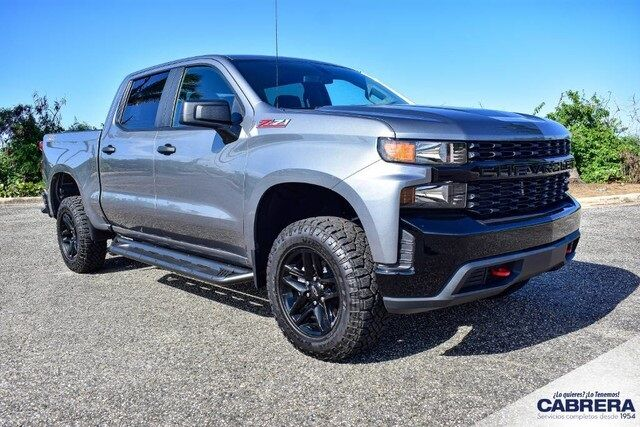 2020 Chevrolet Silverado 1500 Custom Trail Boss Arecibo PR