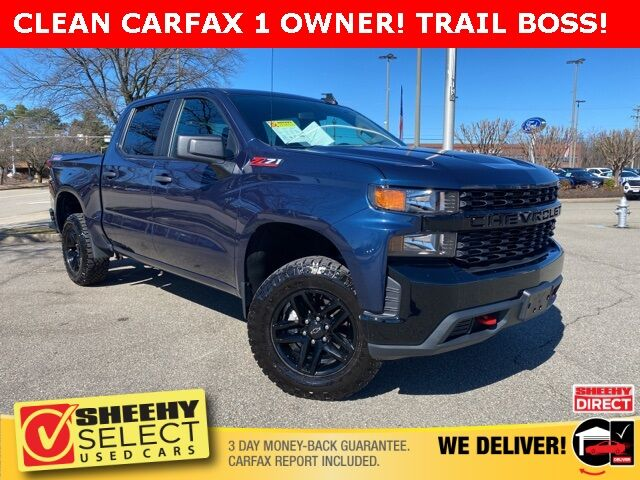 2020 Chevrolet Silverado 1500 Custom Trail Boss Richmond VA