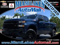 2020 Chevrolet Silverado 1500 Custom Trail Boss Miami Lakes FL