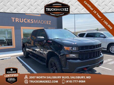 2020_Chevrolet_Silverado 1500_Custom Trail Boss_ Salisbury MD
