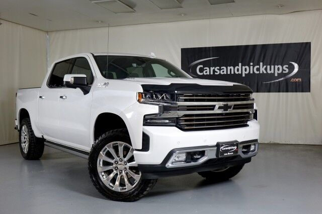 2020 Chevrolet Silverado 1500 High Country Dallas TX