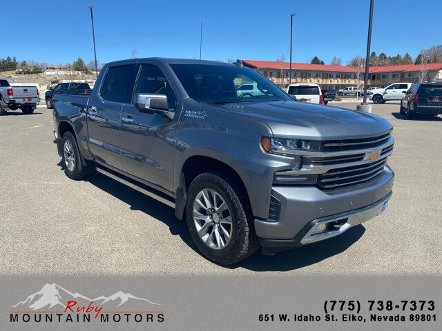 2020_Chevrolet_Silverado 1500_High Country_ Elko NV