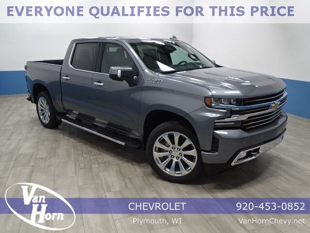 2020 Chevrolet Silverado 1500 High Country Plymouth WI