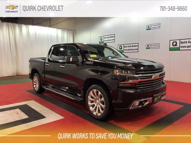 2020 Chevrolet Silverado 1500 High Country Braintree MA