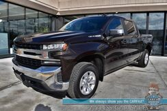 2020_Chevrolet_Silverado 1500_LT / 4X4 / Auto Start / Power & Heated Cloth Seats / Heated Steering Wheel / Seats 6 / Bluetooth / Back Up Camera / Apple Car Play & Andriod Auto / Tow Pkg / 22 MPG / Only 16K Miles / 1-Owner_ Anchorage AK