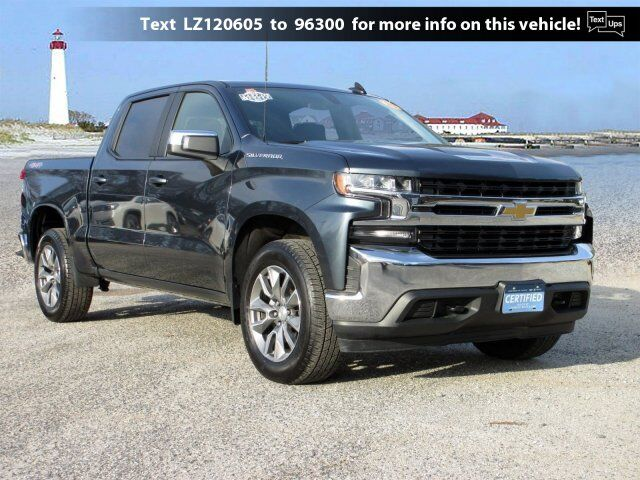 2020 Chevrolet Silverado 1500 LT South Jersey NJ