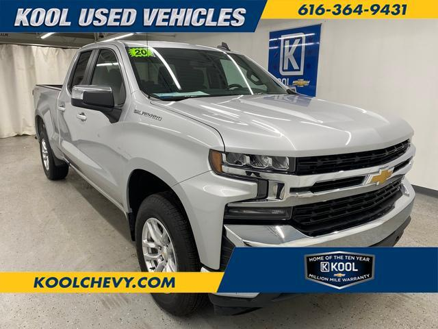 2020 Chevrolet Silverado 1500 LT Grand Rapids MI