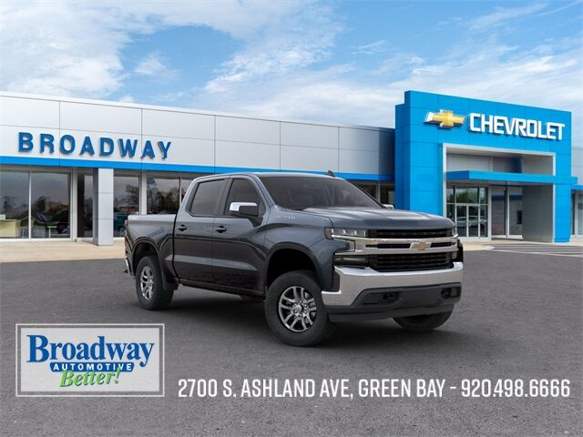 2020 Chevrolet Silverado 1500 LT Green Bay WI