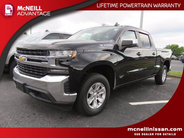 2020 Chevrolet Silverado 1500 LT High Point NC