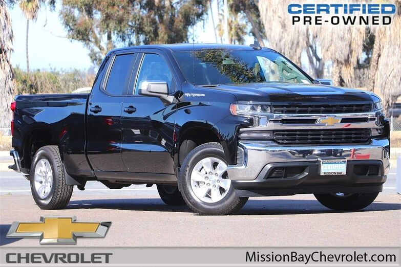 2020 Chevrolet Silverado 1500 LT San Diego CA
