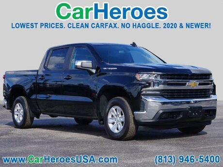 2020 Chevrolet Silverado 1500 LT Seffner FL