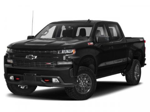 2020 Chevrolet Silverado 1500 LT Trail Boss Morgantown WV
