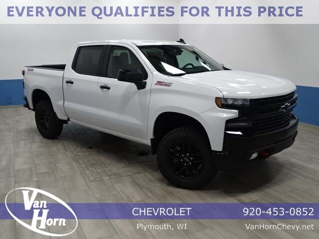 2020 Chevrolet Silverado 1500 LT Trail Boss Plymouth WI