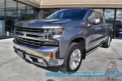 2020_Chevrolet_Silverado 1500_LTZ / 4X4 / Turbo Diesel / Auto Start / Heated Leather Seats & Steering Wheel / Sunroof / Bose / HUD / Lane Departure & Blind Spot / 360 Camera / Tonneau Cover / Bed Liner / Tow Pkg / Only 5k Miles / 1-Owner_ Anchorage AK
