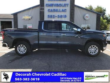 2020_Chevrolet_Silverado 1500_LTZ_ Decorah IA
