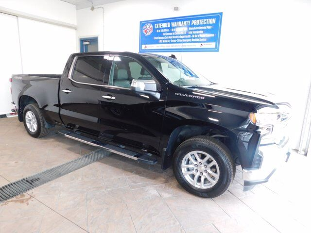 2020 Chevrolet Silverado 1500 LTZ LEATHER NAVI SUNROOF Listowel ON