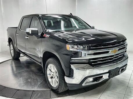 2020_Chevrolet_Silverado 1500_LTZ NAV,CAM,SUNROOF,CLMT STS,BLIND SPOT_ Plano TX