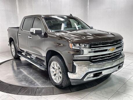 2020_Chevrolet_Silverado 1500_LTZ NAV,CAM,SUNROOF,CLMT STS,BLIND SPOT,20IN WLS_ Plano TX