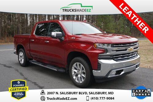 2020_Chevrolet_Silverado 1500_LTZ_ Salisbury MD