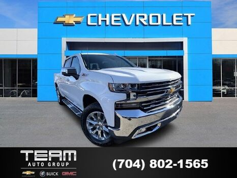 2020_Chevrolet_Silverado 1500_LTZ_ Salisbury NC