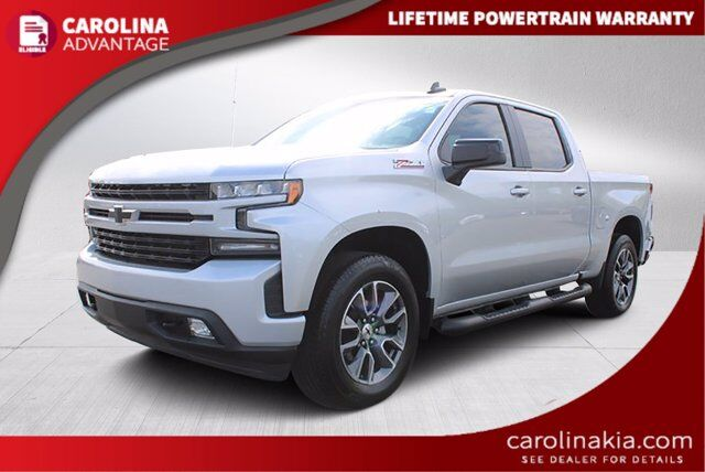 2020 Chevrolet Silverado 1500 RST High Point NC