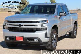 2020_Chevrolet_Silverado 1500_RST_ Lubbock TX