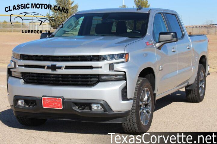 2020 Chevrolet Silverado 1500 RST Lubbock TX