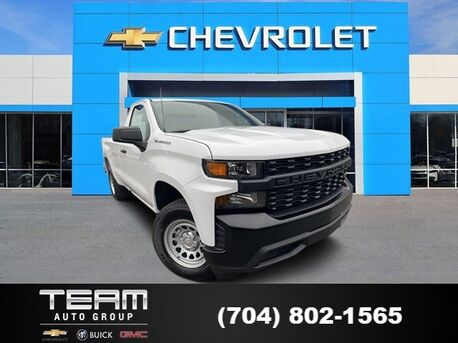 2020_Chevrolet_Silverado 1500_WT_ Goldsboro NC