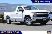 2020 Chevrolet Silverado 1500 WT Salinas CA