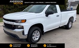 2020_Chevrolet_Silverado 1500_Work Truck 2WD_ Salt Lake City UT
