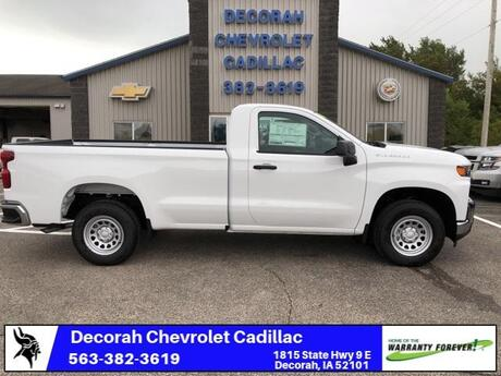 2020 Chevrolet Silverado 1500 Work Truck Decorah IA