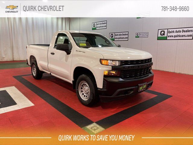New Chevrolet Silverado 1500 Quincy Ma